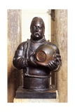 Bust of William Walker Giclee Print