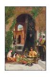 Harem Women Giclee Print by Jean Joseph Benjamin Constant