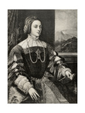 Isabella of Portugal Giclee Print