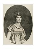 Josephine De Beauharnais Giclee Print by Paul Jonnard