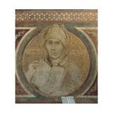 The Majesty, 1313-1315 Giclée-tryk af Simone Martini