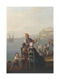 Fishmonger Giclee Print by Pietro Fabris