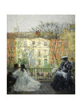 Spring Mood, C.1908 Giclee Print by George Sauter
