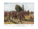 German Field Uniforms Giclee Print by Richard Knoetel