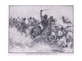 The Charge of the Cavalry Meeanee Ad 1843 Giclee Print by Gordon Frederick Browne