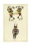 Momo, Tetanaya Giclee Print