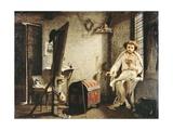 The Poet Giclee Print by Francesco Didioni