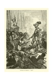 Capture of Francis I Giclee Print