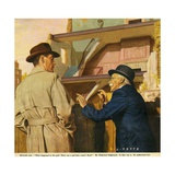 Illustration from 'John Bull', 1959 Giclee Print