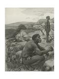 Rhodesian Man Giclee Print by Amedee Forestier