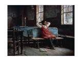 Kept In, 1888 Giclee Print by Edward Lamson Henry