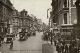 Charing Cross and Strand Photographic Print