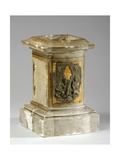 Maquette for Monumental Plinth Giclee Print by William Hamo Thornycroft