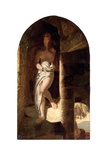 Lady Godiva Giclee Print by Edward Henry Corbould
