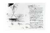 Vendémiaire, from 'Alcools', 1913 Giclee Print by Guillaume Apollinaire