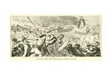 The Invasion of Britain by Julius Caesar Giclee Print