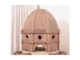 A Model of the Dome Giclée-tryk af Filippo Brunelleschi