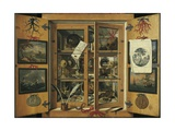 Cabinet of Curiosities Giclee Print