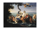 Triumph of Galatea Giclee Print by Francesco Trevisani