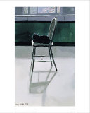 Cat on a Chair Prints by Tilly Willis