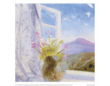 Cumberland Hills Posters af Winifred Nicholson
