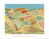 Rasteau Hillside Prints by Joanne Short