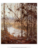 Northern River Poster by Tom Thomson