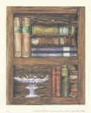 Librairies Ix Kunstdruck von A. Vega