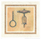 Corkscrew IV Prints by A. Vega