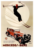 Mercedes Benz Posters by  Meyer