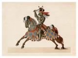 Caballero Medieval II Kunst von  Wilhelm