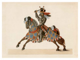 Caballero Medieval II Art by  Wilhelm