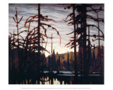 Beaver Swamp Posters by Lawren S. Harris