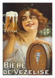 Biere de Vezekise Posters by  Guerzan