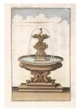 Fontain III Prints