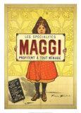 Specialites Maggi Art by Firmin Etienne Bouisset