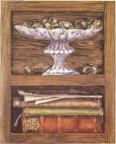 Librairies VII Poster von A. Vega