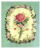 Alegorias Florales III Prints by E. Francesa