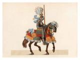 Caballero Medieval Art by  Wilhelm
