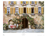 Sorrento Hotel Prints by Roger Duvall