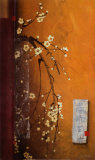 Flores orientales III Arte por Don Li-Leger
