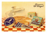 Fromageries Poster