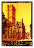Dijon Prints by Roger Soubie