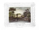 Thames River - 1827 I Poster