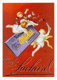 Chocolat Au Lait Fuchard Plakaty autor Leonetto Cappiello