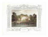 Thames River - 1827 IV Print
