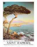Saint Raphaël Affiches