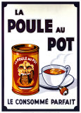 Poule Au Pot Posters