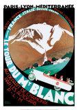 Roger Broders - Tour Du Mt Blanc - Reprodüksiyon