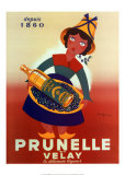 Prunelle du Velay Poster